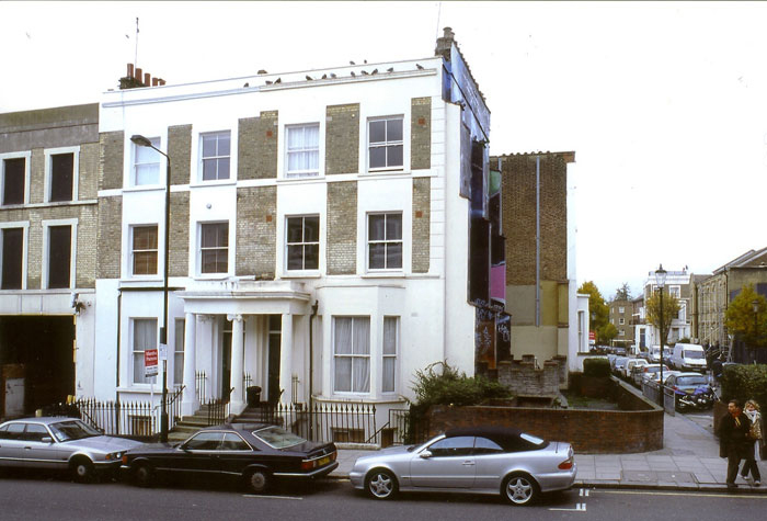 DOUBLE HOUSE, WESTBOURNE PARK ROAD, NOTTING HILL GATE